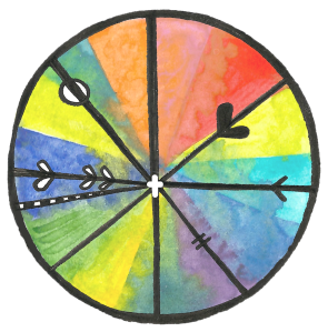 laura's logo
