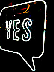"Creative Commons ""YES"" by Ged Carroll is licensed under CC BY 2.0."