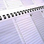 "Creative Commons ""Business Calendar & Schedule"" by photosteve101 is licensed under CC BY 2.0."
