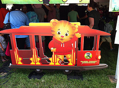 """Creative Commons """"Trolley and Daniel"""" by Rudi Riet is licensed under CC BY-SA 2.0."""