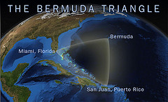 "Creative Commons ""The Bermuda Triangle"" by NOAA's National Ocean Service's photostream is licensed under CC BY 2.0."