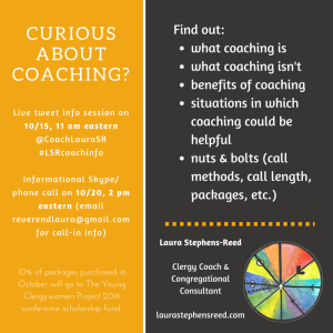 coaching call ad